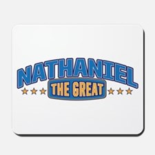 The Great Nathaniel Mousepad