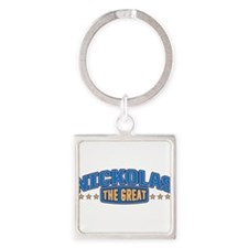 The Great Nickolas Keychains