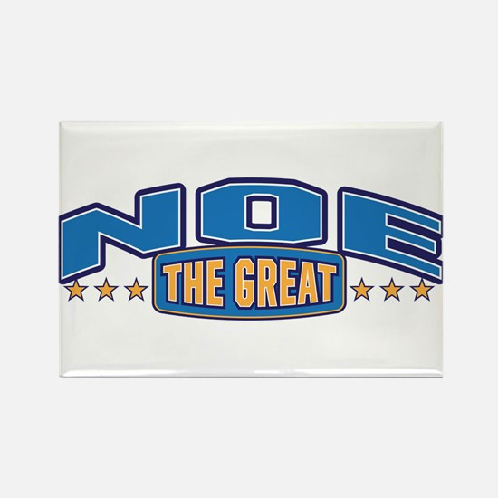 The Great Noe Rectangle Magnet
