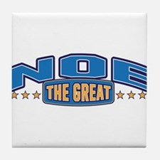 The Great Noe Tile Coaster