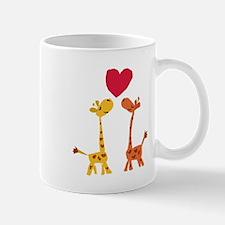 Funny Giraffe Love Mug