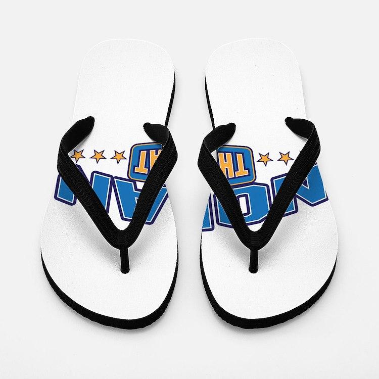 The Great Nolan Flip Flops