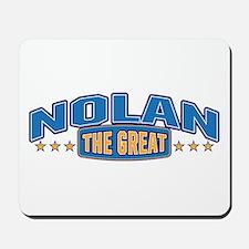 The Great Nolan Mousepad
