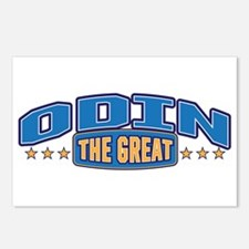 The Great Odin Postcards (Package of 8)
