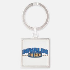 The Great Osvaldo Keychains