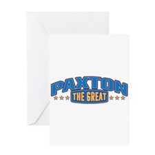 The Great Paxton Greeting Card