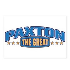 The Great Paxton Postcards (Package of 8)
