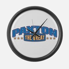 The Great Paxton Large Wall Clock