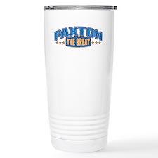 The Great Paxton Travel Mug