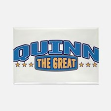 The Great Quinn Rectangle Magnet