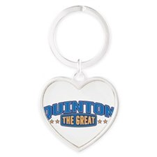 The Great Quinton Keychains