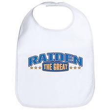 The Great Raiden Bib