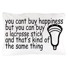 Lacrosse Happiness Pillow Case