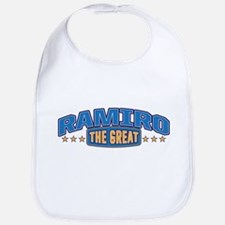 The Great Ramiro Bib