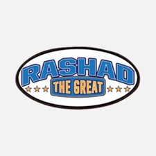 The Great Rashad Patches