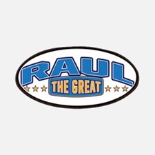 The Great Raul Patches