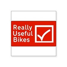 Really Useful Bikes Sticker