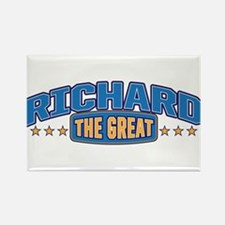 The Great Richard Rectangle Magnet