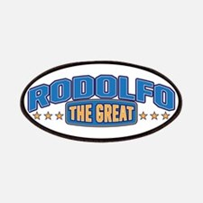 The Great Rodolfo Patches