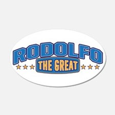 The Great Rodolfo Wall Decal