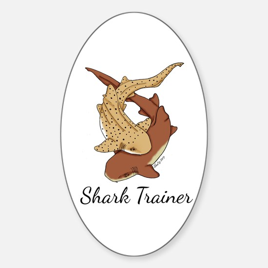 Shark Trainer Decal