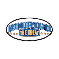 The Great Rodrigo Patches