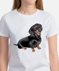 Black-Tan Dachshund T-Shirt