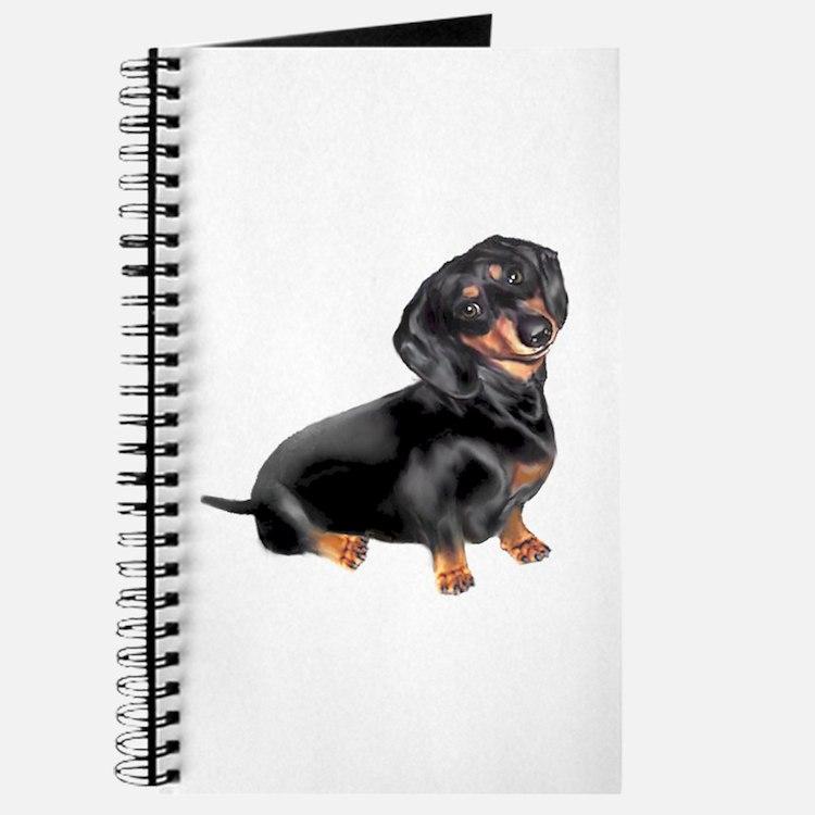 Black-Tan Dachshund Journal