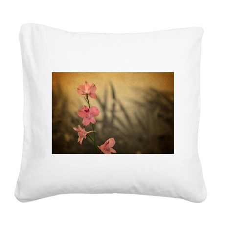 Image Square Canvas Pillow By Therusticcottage