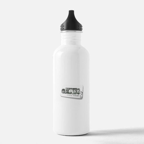 eXXit nature Water Bottle