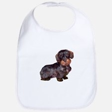 Wire Haired Dachshund (#1)q Bib