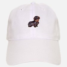 Wire Haired Dachshund (#1)q Baseball Baseball Cap