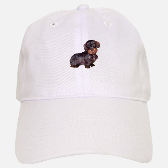 Wire Haired Dachshund (#1)q Baseball Baseball Cap