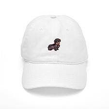 Wire Haired Dachshund (#1)q Baseball Cap