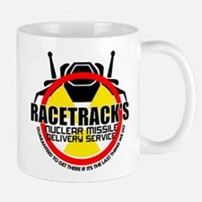 Racetrack's Delivery Mug