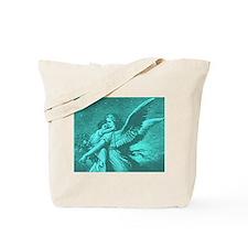 Good Night angel Tote Bag
