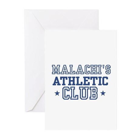 Malachi Greeting Cards (Pk of 10)
