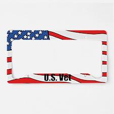 U.S. Vet License Plate Holder
