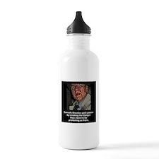 Domestic Enemies Water Bottle