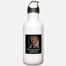 Domestic Enemies Water Bottle