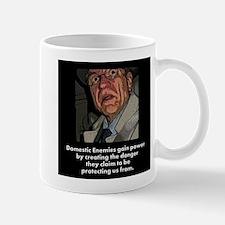 Domestic Enemies Mug