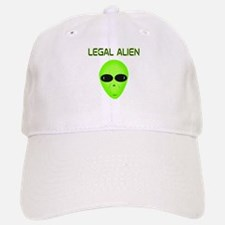 Legal Aliend Baseball Baseball Baseball Cap