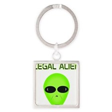 Legal Aliend Keychains