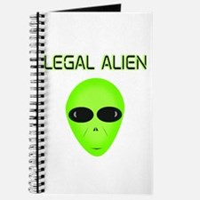 Legal Aliend Journal