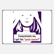 the good cancer woman Banner
