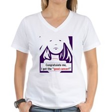 the good cancer woman T-Shirt