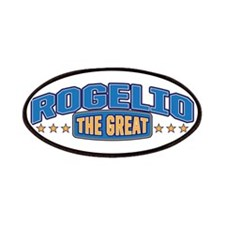 The Great Rogelio Patches