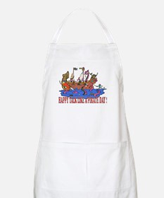 Happy Talk like A Pirate Day Apron