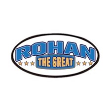 The Great Rohan Patches