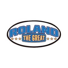 The Great Roland Patches